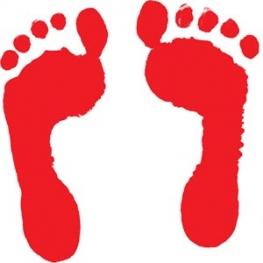 sticker simbol picioare (20)