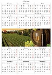 Calendar de perete 1