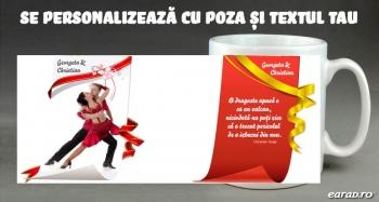 Cana personalizata pentru indragostiti - love 02