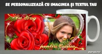 Cana personalizata pentru indragostiti - love 05