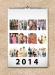 Calendar A4 personalizat cu poza ta - FV59