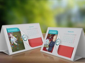 Calendar de birou B11