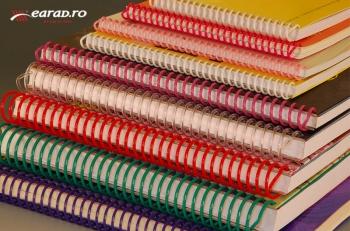 Legare indosariere cu spirala plastic 2 - 25