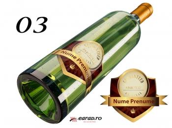 Eticheta personalizata vin 03