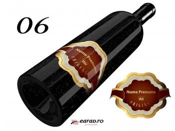 Eticheta personalizata vin 06