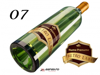 Eticheta personalizata vin 07
