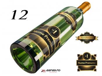 Eticheta personalizata vin 12