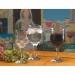 Gravare Laser Pahar cu picior vin alb, 185 ml