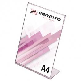 Suport Plexiglas A4 tip L