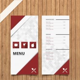 Meniu restaurant 01