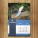 Calendar A4 personalizat cu poza ta - V64