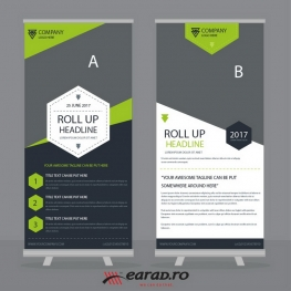 Roll-up Arad