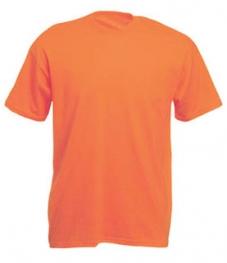 Tricou portocaliu