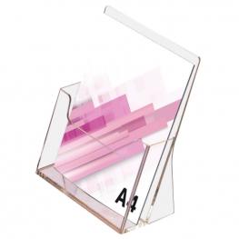 Suport Plexiglas A4 Pt. Birou